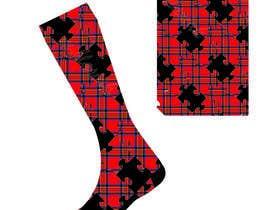 #51 untuk Design some Fashion for a sock oleh mariablasiak
