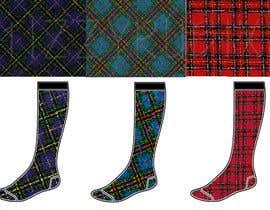 #6 untuk Design some Fashion for a sock oleh Tizzyrubix