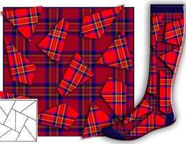 #47 untuk Design some Fashion for a sock oleh helenborzsony
