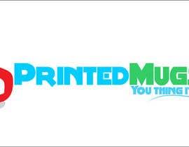 anthonymendoza91 tarafından Design a logo for a personalised mugs company - printedmugs.ie için no 13