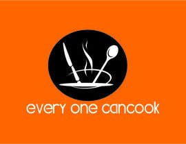 #101 untuk Designa en logo for Everyonecancook oleh simpleblast