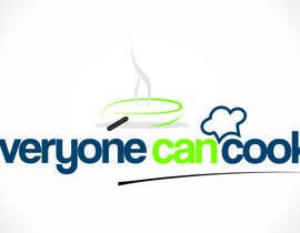 #110 for Designa en logo for Everyonecancook by simpleblast