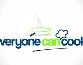 #110 untuk Designa en logo for Everyonecancook oleh simpleblast