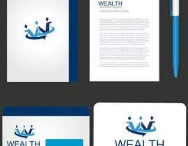 Nro 91 kilpailuun Design a Logo for Wealth Management Services käyttäjältä mamunlogo