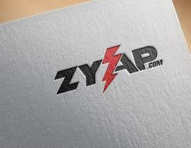 jhnbala07 tarafından Design Logo of electric ZYAP . için no 35