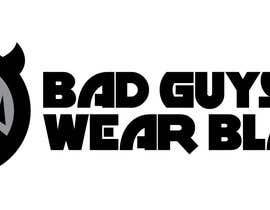 indiochiaroscuro tarafından Bad Guys Wear Black logo için no 45