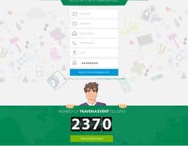 #98 untuk Design a Website Mockup for a campaign oleh DLS1