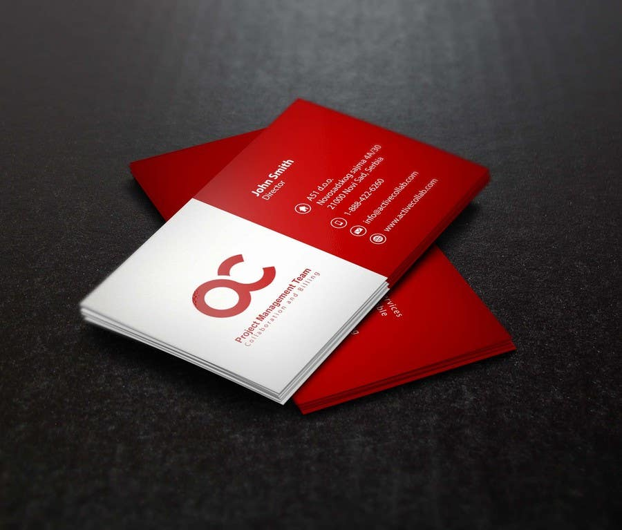 #17 for Design some Business Cards for Accounting / Consulting Business by rojoniakter