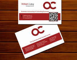#5 untuk Design some Business Cards for Accounting / Consulting Business oleh seofutureprofile