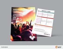 KahelDesignLab tarafından Design a Flyer için no 4