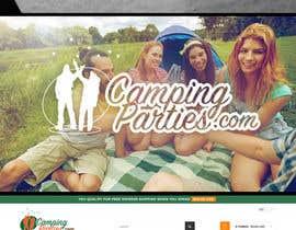 leovbox tarafından Camping Website Logo için no 14