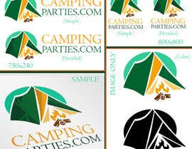 nessalklv tarafından Camping Website Logo için no 7