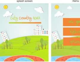 #1 untuk Logo/splash screen and main menu design for game app oleh mall1usman