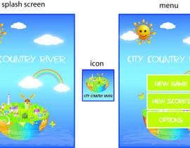 #7 untuk Logo/splash screen and main menu design for game app oleh boka011