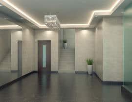 M13DESIGN tarafından Entrance lobby 3D Modelling için no 1