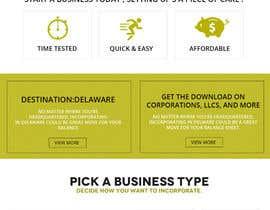 viki001 tarafından Design a Website Mockup. için no 14