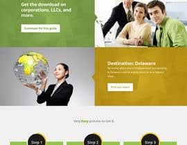 surajit666 tarafından Design a Website Mockup. için no 11