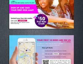 matbien tarafından Design a Lyft postcard - large size için no 70