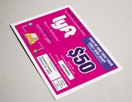 frankaf tarafından Design a Lyft postcard - large size için no 26