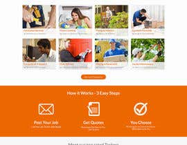 #2 for Design mockup for a services outsourcing website by saivisiontech
