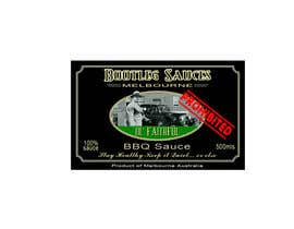 woodleyred tarafından Design labels for our new sauce company için no 64