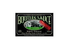 woodleyred tarafından Design labels for our new sauce company için no 74