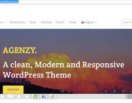 Samkhandeveloper tarafından Selection of one page portfolio wordpress theme to buy için no 3