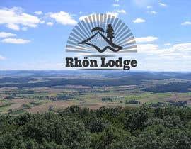 "zelimirtrujic tarafından Logo Design for ""Rhön Lodge"" - a german B&B place için no 53"