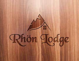 "m851design tarafından Logo Design for ""Rhön Lodge"" - a german B&B place için no 10"