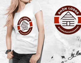 """Naumovski tarafından Logo Design for """"Rhön Lodge"""" - a german B&B place için no 22"""