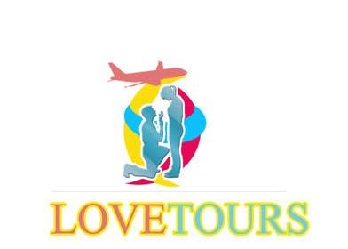 #19 untuk Design a Logo for LOVETOURS oleh elfiword
