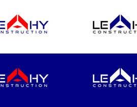 #94 untuk Design a Logo for Leahy Construction oleh tatuscois