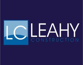 #62 untuk Design a Logo for Leahy Construction oleh ibed05