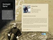 Bài tham dự #87 về Graphic Design cho cuộc thi Personal Page (CV Website)