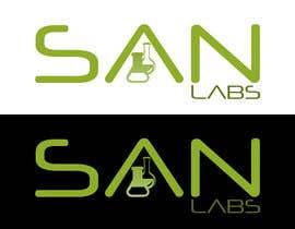 #67 untuk Projetar um Logo for SAN Labs oleh vladspataroiu
