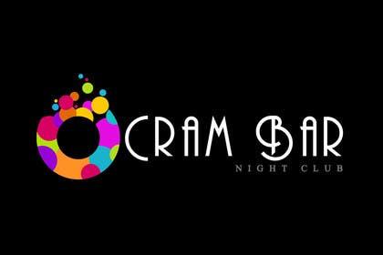 #23 untuk Design a Logo for CRAM BAR (Nightclub) oleh akritidas21