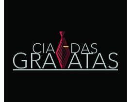 BrunoJacob tarafından Projetar um Logo para Cia da Gravata için no 13