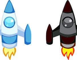 kienit92 tarafından Design 11 New rockets for my game için no 11