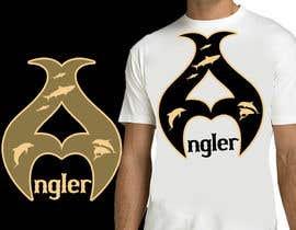 #41 cho Design a T-Shirt with word Angler bởi venug381