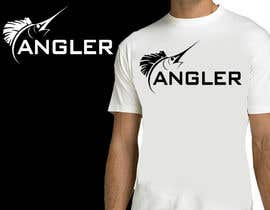#50 cho Design a T-Shirt with word Angler bởi venug381
