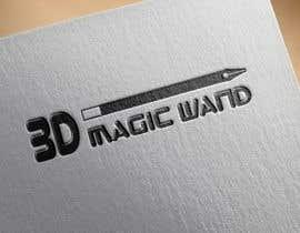 """milicabalaban tarafından Logo Design """"3D Magic Wand"""" product için no 16"""