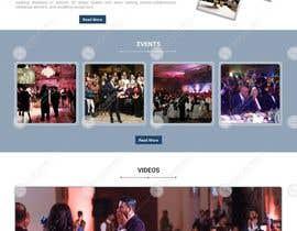 doomshellsl tarafından New Home Page Design için no 3