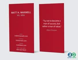 axisprint tarafından Design some Business Cards için no 2