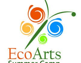 #23 for Design a Logo for EcoArts Summer Camp af CreativeTerminus