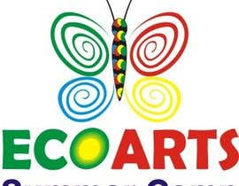#4 for Design a Logo for EcoArts Summer Camp af rajeevsukhija1