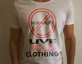"""Ashwink8 tarafından Design a """"Normality is Lame"""" T-Shirt için no 20"""