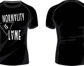 "tflbr tarafından Design a ""Normality is Lame"" T-Shirt için no 31"