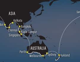 OLASON tarafından Recreate a World Map için no 18