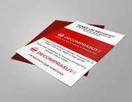 Nro 3 kilpailuun Diseñar 2 folletos käyttäjältä JuanRivasDesign