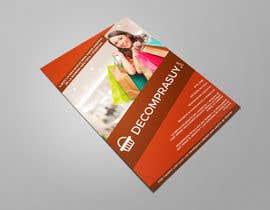 Nro 10 kilpailuun Diseñar 2 folletos käyttäjältä JuanRivasDesign